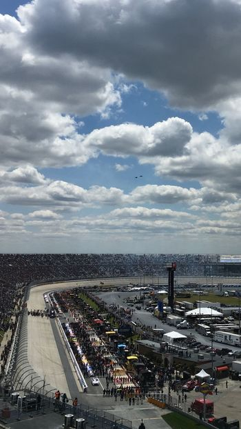 DoverInternationalSpeedway Flyover Flyovers Streamzoofamily Streamzoo Summer NASCAR Nascarweekend Racing Racetrack Race For Life Race Day Almost In Heaven Milehigh In The Clouds Dover Patriotism Patriotic