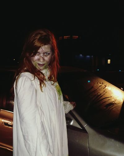 Halloween Horror Nights: Excorcist Icon Excorcist Hhn HHN25 Halloween Horror Nights Phoneography First Eyeem Photo