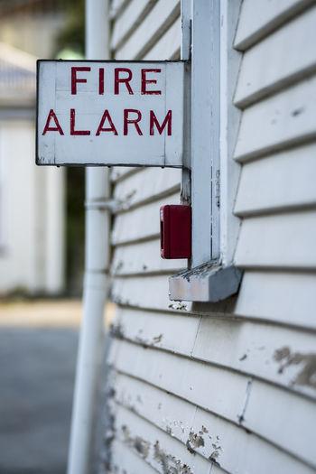 Just In Case #fire Emergency Fire Alarm