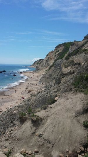 Block Island Ocean Mohegan Bluffs Summer Streamzoofamily Streamzoo Oceanview See For Miles