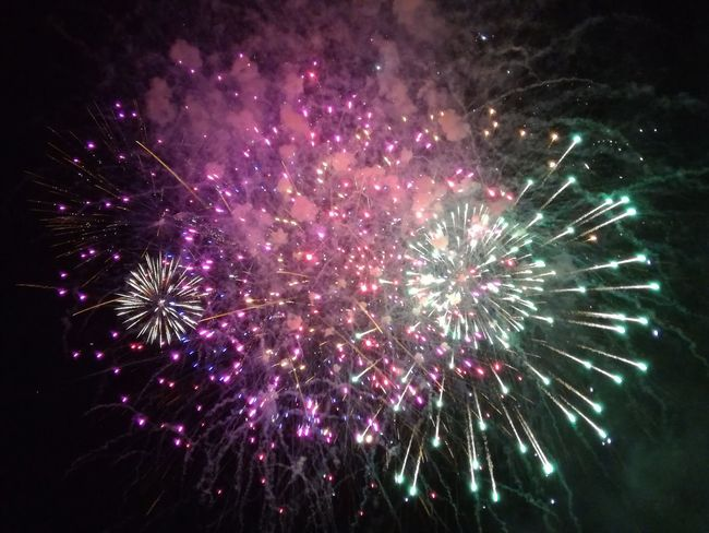Celebration Firework - Man Made Object Event Night Firework Display Outdoors Multi Colored No People 14thJuly 14 Juillet 2017 Sky Celebration Event Glowing Firework Illuminated