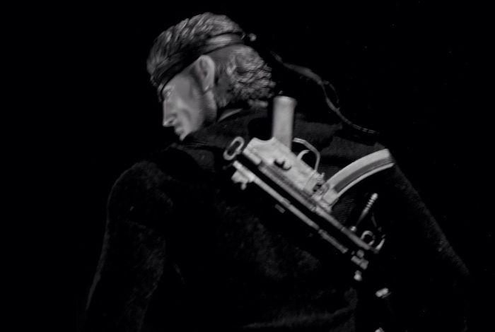 Metal Gear Solid Snake Blackandwhitephotography Hot Toys Toy Photography Blackandwhite Check This Out Black&white Monochrome Black & White Black And White B/w Toys Toy B/W Photography Toyphotography EyeEm Best Shots EyeEm Best Shots - Black + White Black And White Collection  Black And White Photography Blackandwhite Photography