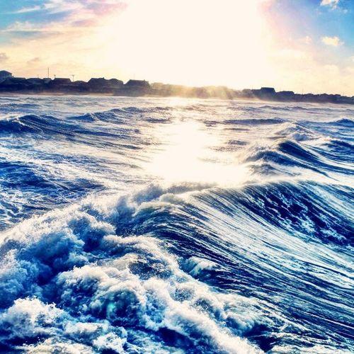 OBX Beach Waves Kill Devil Hills