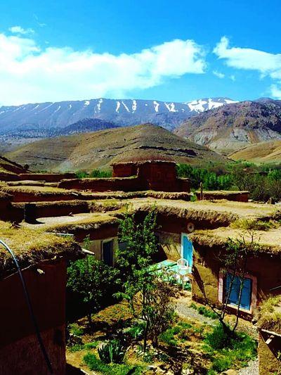 Morroco Ait Boughmez Atlas Mountain View Enjoying Life Colors Of Nature