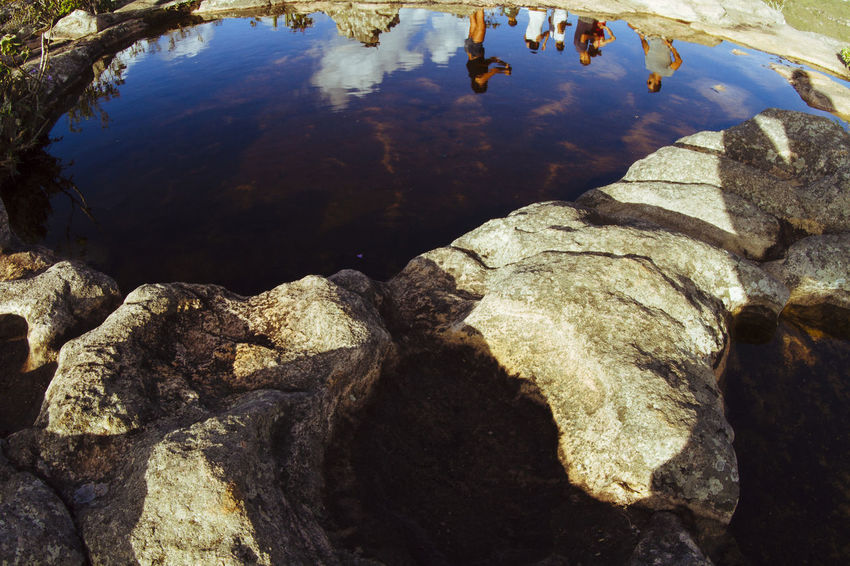 Backgrounds Beauty In Nature Climbing Idyllic Kiomi Collection Morro Do Pai Inacio Chapada Diamantina! Morro Do Pai Inácio Nature Reflection Rock - Object Scenics Sky Standing Water Summer Vacation Summertime Tranquil Scene Tranquility Water Summer Road Tripping