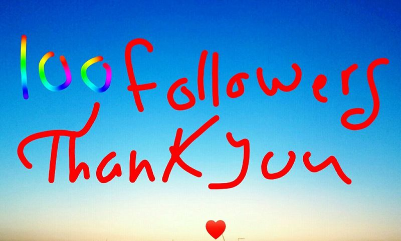 100 Followers Special Thanks♥ OpenEdit