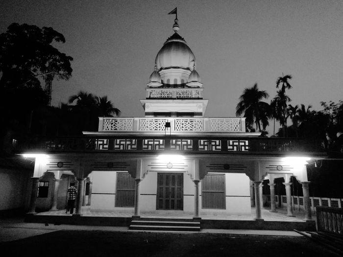 রাম ঠাকুরের সমাধীস্হল মন্দির নোয়াখালী চৌমুহুনি। Hello World First Eyeem Photo