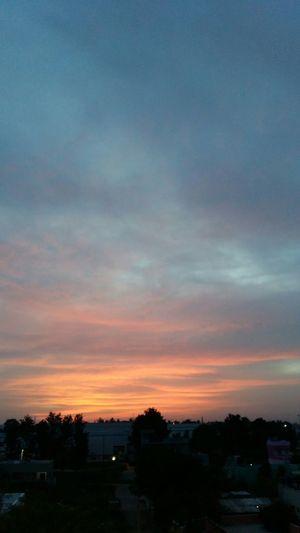 Beautiful sunset First Eyeem Photo