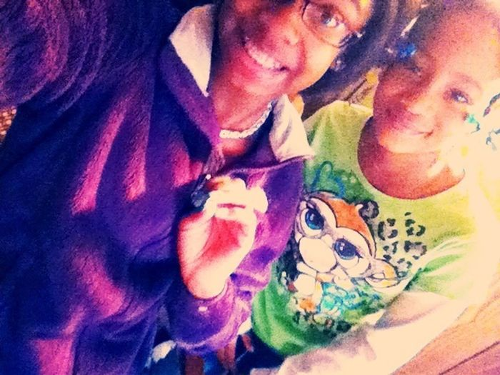 Me & my sisterrrr