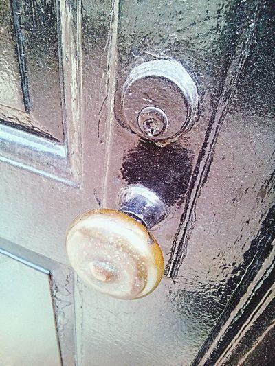 Close-up No People Extreme Close-up Door Knob Door Lock Door