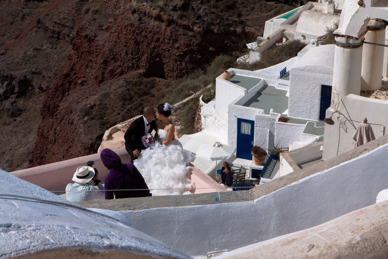 Oia village in Santorini island, Greece. Cityscapes Grecia Greece Greek Islands Grèce, Greece, Island Oia Oia Santorini Santorini Santorini Island Santorini, Greece Sea Seascape Seaside Tourist Travel Travel Photography Vacations Village