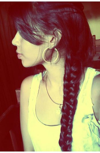 Cabello Trenzas ♥ First Eyeem Photo