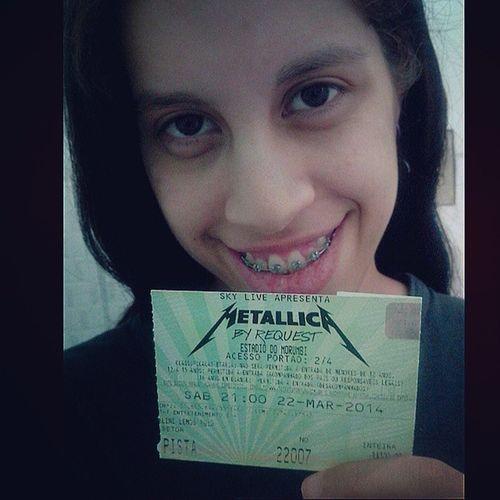 Saudades! Metallica Metallicabyrequest  SP2014 MetalicaTour Memories