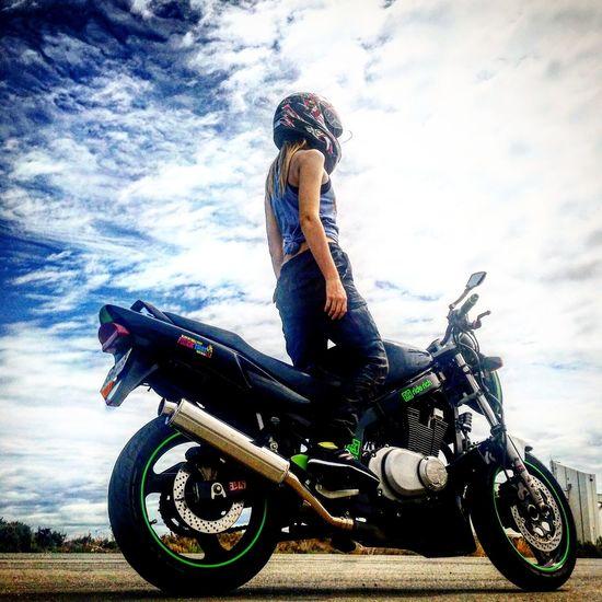 Stunt practice adde me on instagram for more photos: cheeyy_ Riderich Ride Or Die Braaap Motogirls Womanwhoride Motorcycles Stunting Motorbikes Ducati Suzuki Yamaha Australia Photography Tagsforlikes First Eyeem Photo