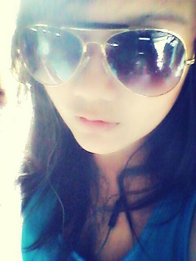 Hello World That's Me Enjoying Life My Love My Indy^^