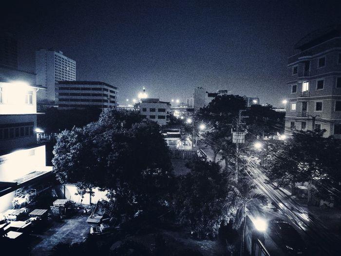BKK balcony view. First Eyeem Photo HuaweiP9 First Eyeem Photo
