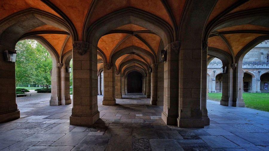 The University Of Melbourne Landscapes Landscape_photography Architecture Melbourne Australia 10-24 FUJIFILM X-T1