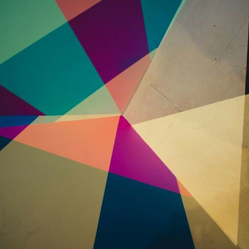 Pattern, Texture, Shape And Form Geometric Shapes Geometric Design Geometry Pattern Form & Color Colorful Double & Double Textures And Surfaces Color And Form Abstract Abstractions In Colors Design Muster Mix Muster Flyfish Colors And Patterns