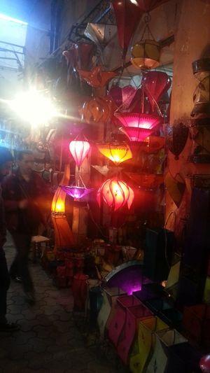 Colors Lights Art