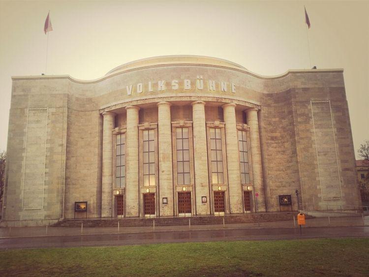 Berlin Volksbühne My Berlin  Soistberlin