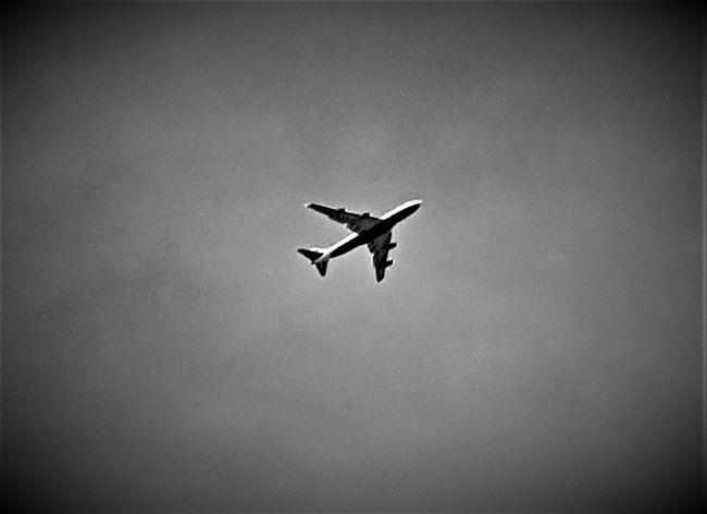 Close-up of a plane over London UK 2017 2017 2017 Year 2017 Photo Black & White Black & White Photography City Of London England, UK Great Britain London London 2017 United Kingdom Airplane Black And White Black&white Photography Blackandwhite Clear Sky Day Flying Full Length Low Angle View Mid-air No People Outdoors Sky Uk England