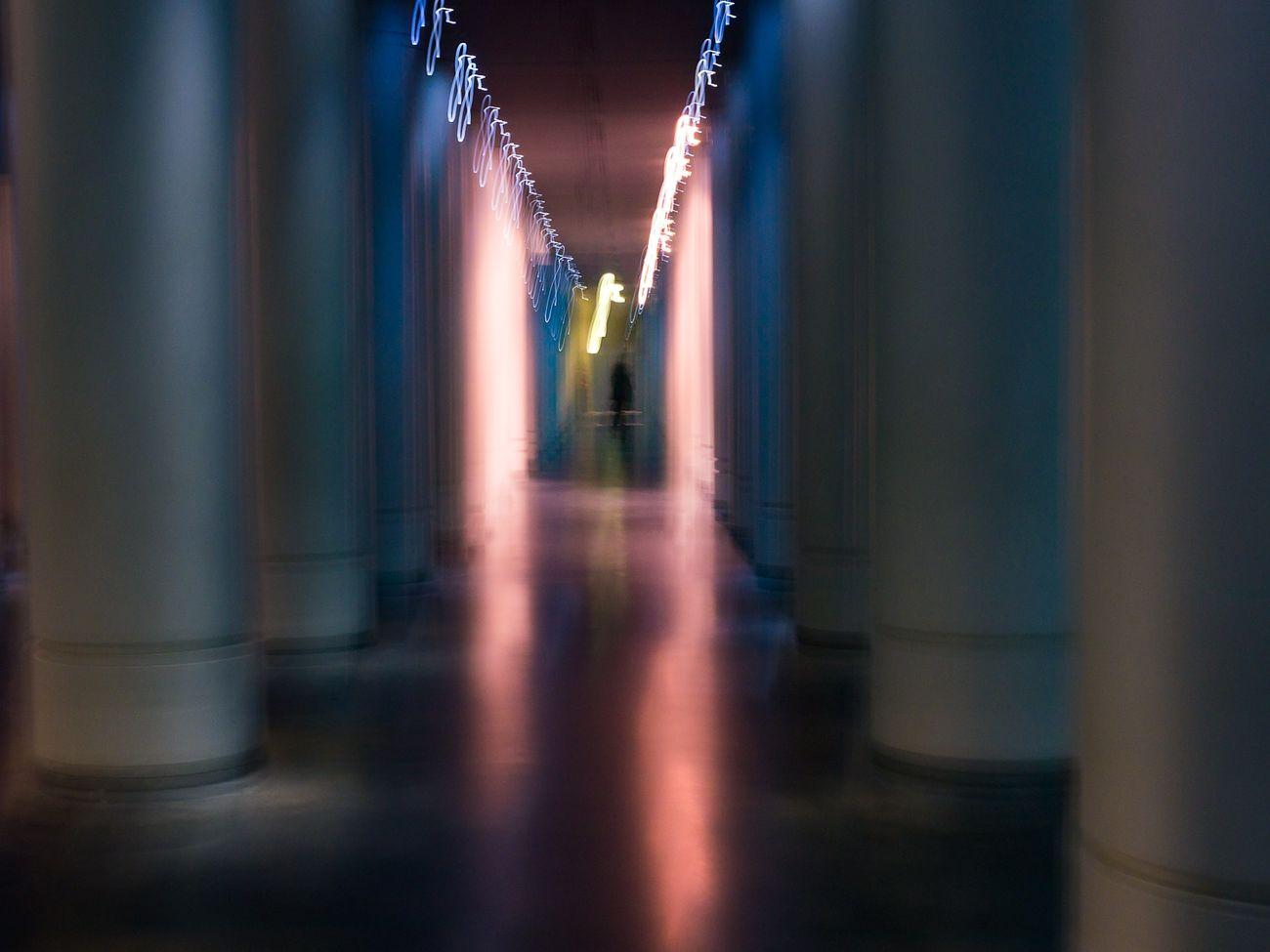 indoors, illuminated, no people, night, close-up