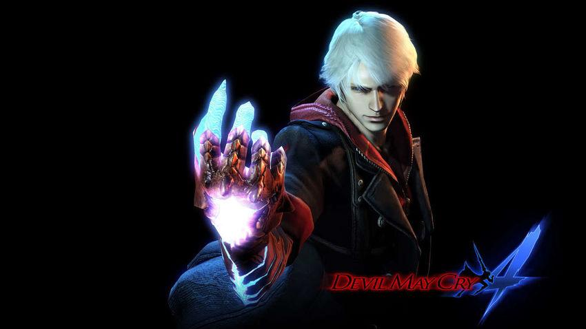 Devil may cry 4 Lovegaming Gaminglife