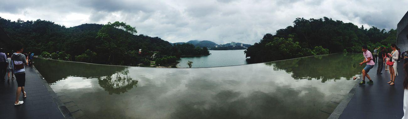 20160710 日月潭 向山遊客中心 惠蓀咖啡 踏青 放鬆