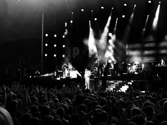 Concert Peacefestival Music Beatsteaks Seeed Waldbühne Blackandwhite B&w PxP Showcase June Festival Season Music Brings Us Together
