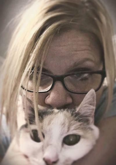 Me And My LiliBug Yes, Another LiliBug Pic Geeky Glasses (; MyLilibug 💝🐱