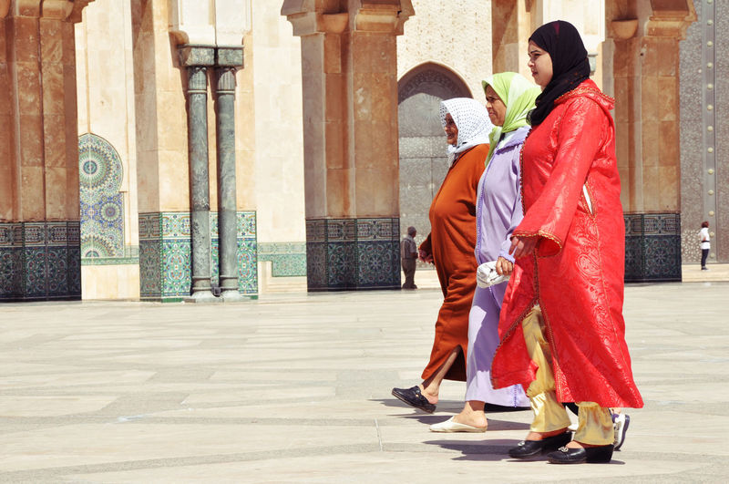 Arab Arabic Burka  Clothes Dress Dressed Up Dressing Up Equality Fashion Freedom Islam Islamic Kaftan People Red Religion Religion And Beliefs Religions Traditional Clothing Woman Women Miles Away Women Around The World Millennial Pink