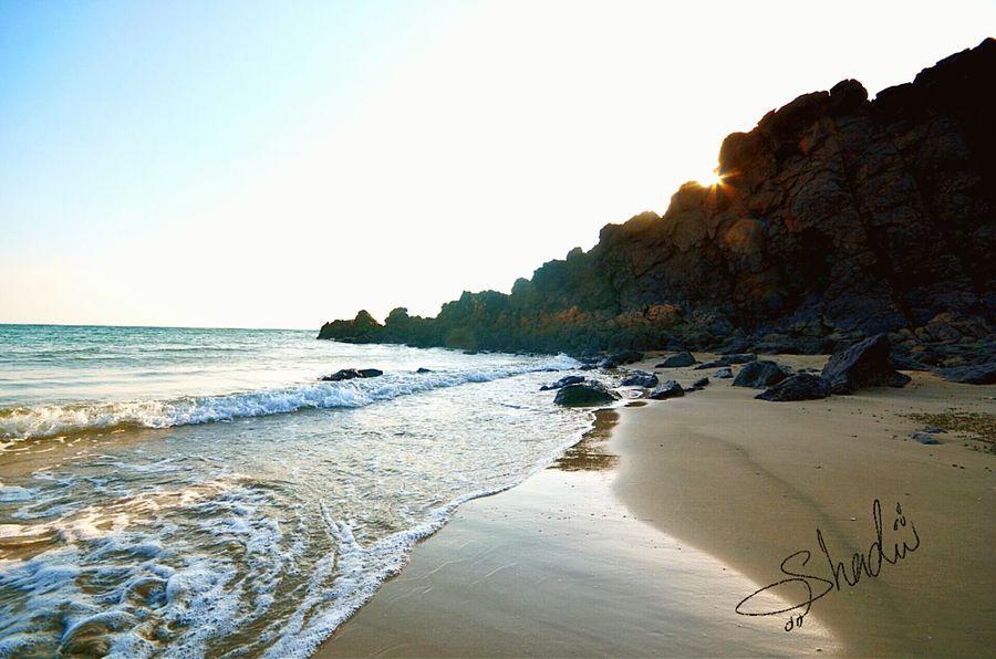 KSA Waves Sea Abha Water Sunset Enjoying Life Seascape Ksa😍