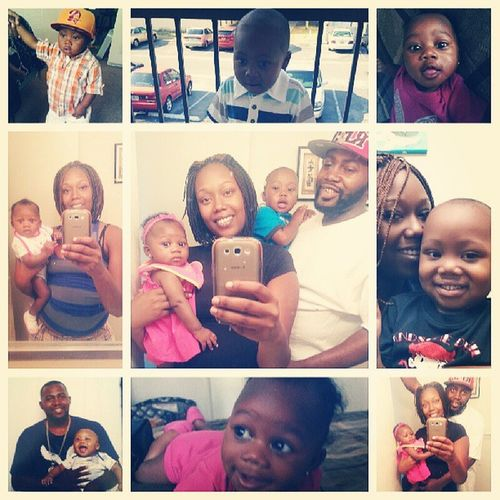 Happy Fathers Day!!!! Myfam  Gaines MYeverything ILoveTHem2PieceS