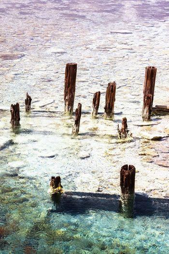 Water Acid Lake Wood