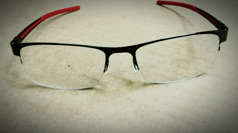 Clean No People Capture The Moment Just Playing Around Fragility pic of my glasses