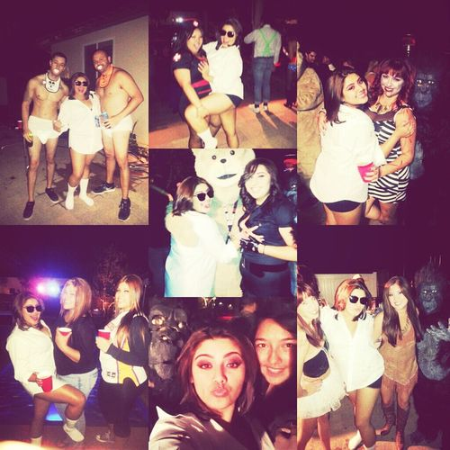 Party Halloween Risky Business Whitegirlwasted
