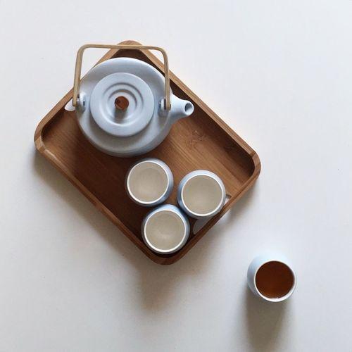 Indoors  No People Still Life Table Tea Tea Time Teapot Teapot Shot Wood - Material