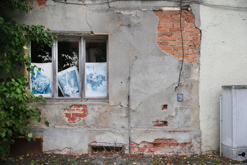 Stadt Schlieben | Brandenburg FOTO: FRANK SENFTLEBEN Brandenburg Leer Schlieben Trostlos Trostlosigkeit Verfall Verfallen Verlassen