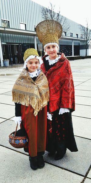 Carneval Fasnet Tradition Altvillingerin