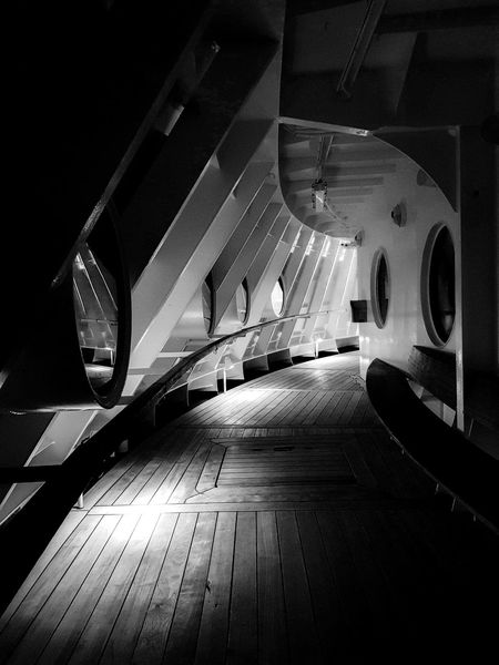 Taking Photos Atwork Ship No People Atsea Scenics Contrast Bnw Steward Greatview EyeEm Best Shots EyeEm Best Shots - Black + White Contrast And Lights Brittany Ferries ILoveMyJob Brittanyferries Blackandwhite