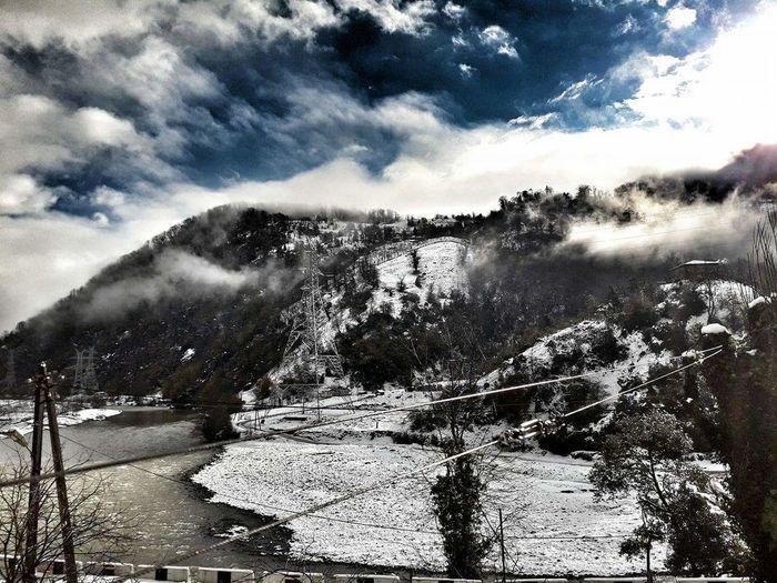 #winter #batumi #Nature  #Georgia #photography #photo #beautiful #like #post #love #simple #enjoy #followback #happy Sunrise Nature Beauty In Nature Beautiful Winter Batumi Georgia Nature Beauty In Nature