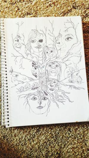 faces Paper