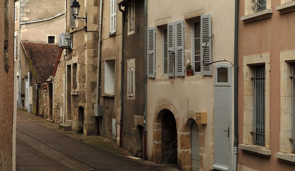 Architecture Architecture Rurale Clamecy Door Exterior Façade Facades Façade Old Residential Structure Rue Wall Window