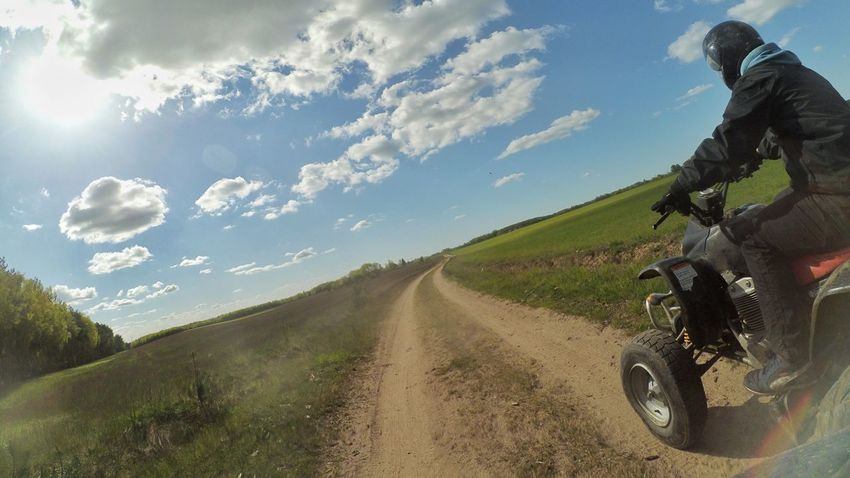 Taking Photos Enjoying Life Quad Biking Dirty Road Enyoing The Moment Quad Dusty Dust In The Wind Dusty Road Quadtour