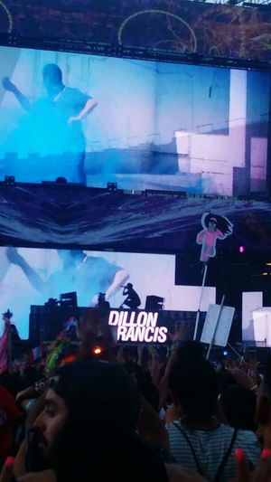 DILLION FRANCIS Last set of Edc2015 Dreamsdocometrue