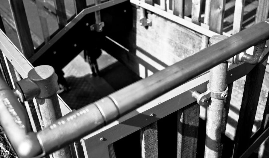 Urban Urban Geometry Stairway Steel Rail Stairs Railing Down Staircorners The City Light