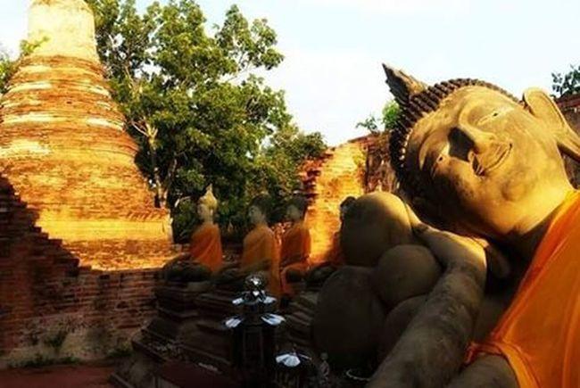 Sukothai Thailand ASIA Travelling Travel Nationalgeographic Buddha Temple Serenity Backpacker Aroundtheworld