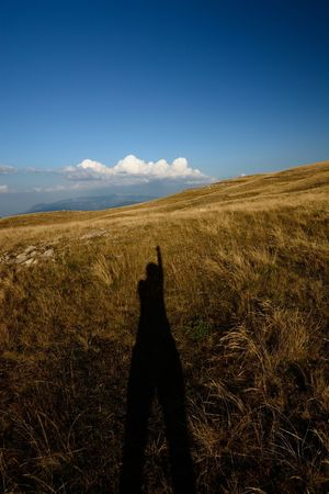 Blue Sky Landscape Mountains Nature Photography Natute_collection Shadow Selfie Shadows Colour Of Life Finding New Frontiers Welcome To Black