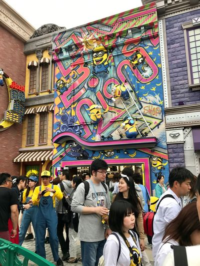 Building Exterior Architecture Built Structure Real People Men Day Outdoors City Life Large Group Of People Women Leisure Activity Lifestyles City Standing Togetherness Adult People Adults Only