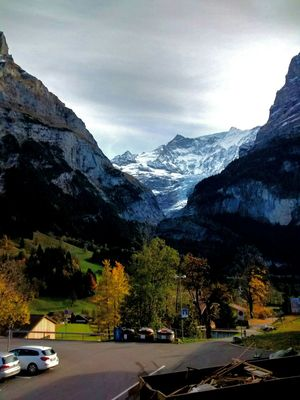 Bernese Oberland Switzerland Landscape_Collection Mountains And Sky Mountain Snowy Mountains